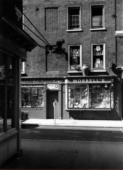 37 Carnaby Street - Morrell's Stores from Lowndes Court.jpg