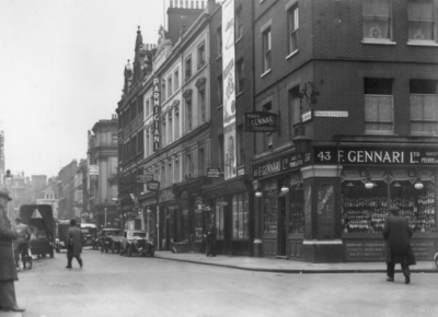 43 Frith Street 1959 and 36 Old Compton Street.jpg