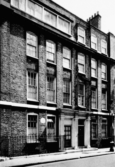 6 and 7 Frith Street (1718) 1958.jpg