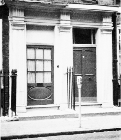 6 and 7 Frith Street (1718) 1964.jpg