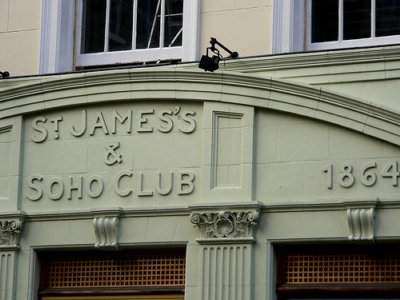 14 Greek Street - St James's & Soho Club.jpg. Click on the picture to enlarge