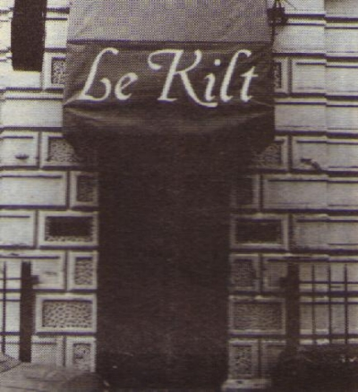 60 Greek Street LeKilt marquee.jpg. Click on the picture to enlarge