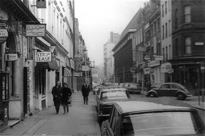 Greek Street 1968.jpg. Click on the picture to enlarge