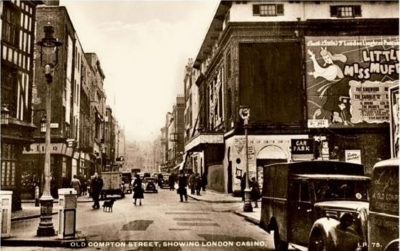 22-28 Old Compton Street 1950 - Prince Edward Theatre.jpg