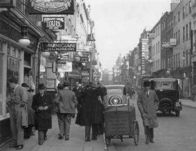 72 Old Compton Street 1939 March - M. Parmigiani.jpg