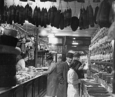 Old Compton Street 1939 - An Italian delicatessen.jpg
